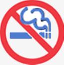 No smoking or vaping- swimming pool rule