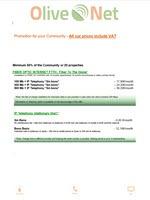 OliveNet EN application form